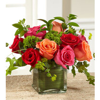 E2-5240 The FTD Lush Life Rose Bouquet